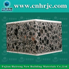 Heat Insulation Ceramsite Concrete Composite Solid Wall Panel
