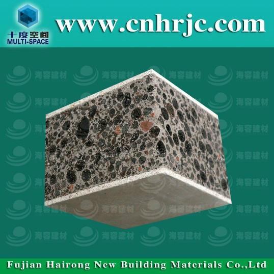 Heat Insulation Ceramsite Concrete Composite Solid Wall Panel 2