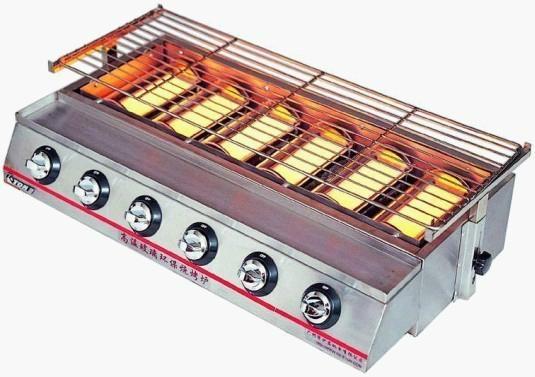 烧烤机 1