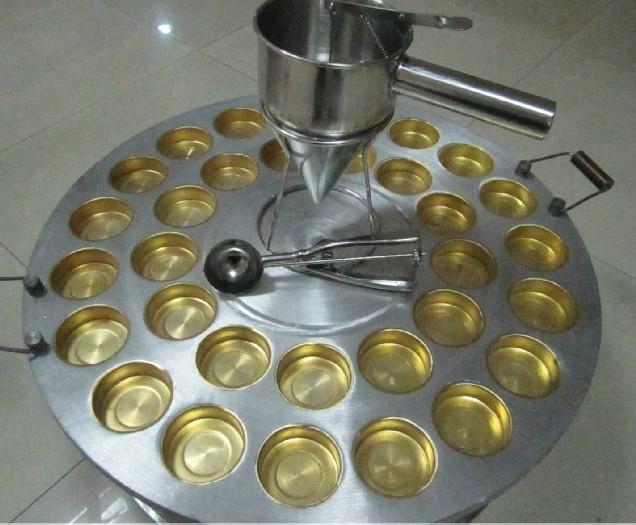 石家庄红豆饼机 1