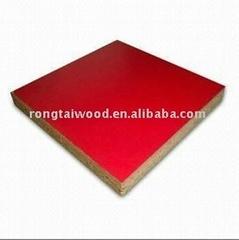 三聚氰胺贴面刨花板