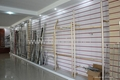 Chrome plating shop display metal slotted channel 4