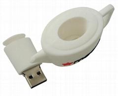Teapot usb flash drive