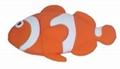 fish designed USB flash drive 3