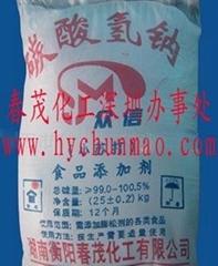 工业级碳酸氢钠