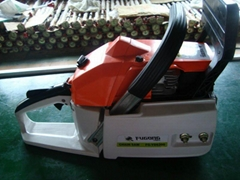 Gasoline chain saw 6200