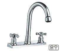 """8"""" kitchen faucet 4"""