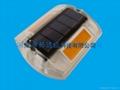 太陽能圓塑料道釘燈 3