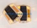 太陽能圓塑料道釘燈 5
