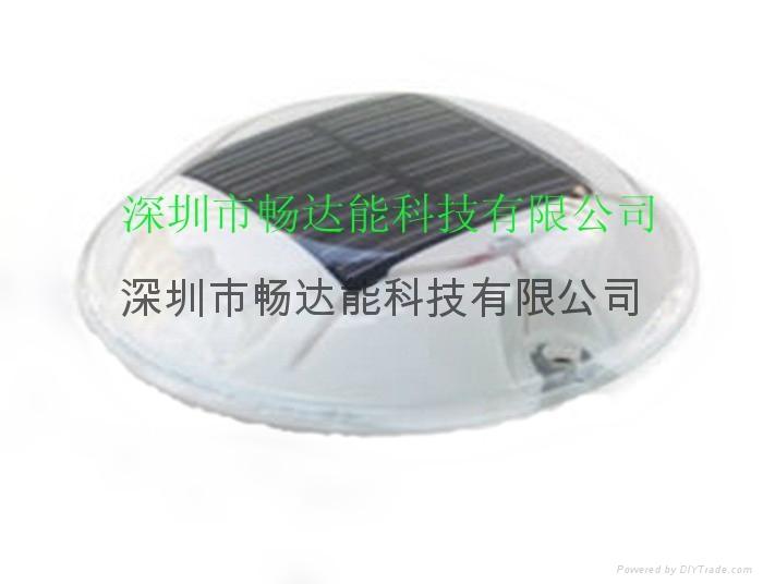 太陽能塑料反光道釘燈 5