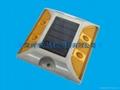 太陽能鑄鋁道釘燈 2