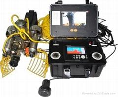 Underwater Thruster Robot  with GPS/SONAR/SEA CAP