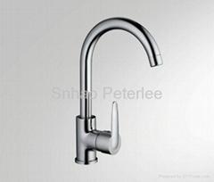 Saola series single handle kitchen faucet mixer