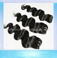 100% virgin remy human hair extension