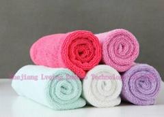 Lvqing 100% bamboo fiber face-cloth