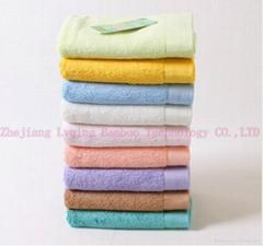 Lvqing Bamboo fiber face-cloth