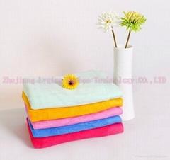 qing 100% bamboo fiber bath towel