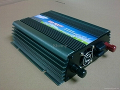 Wide Frequency grid tie inverter for solar panel DC to AC 500W
