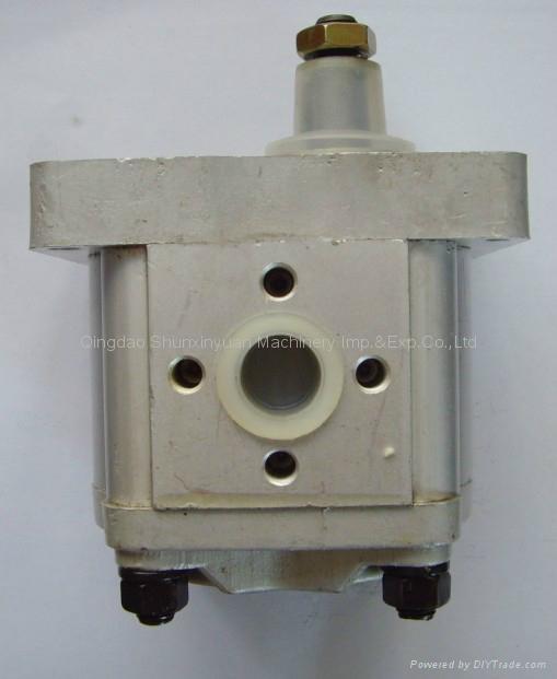 菲亚特拖拉机液压泵图片