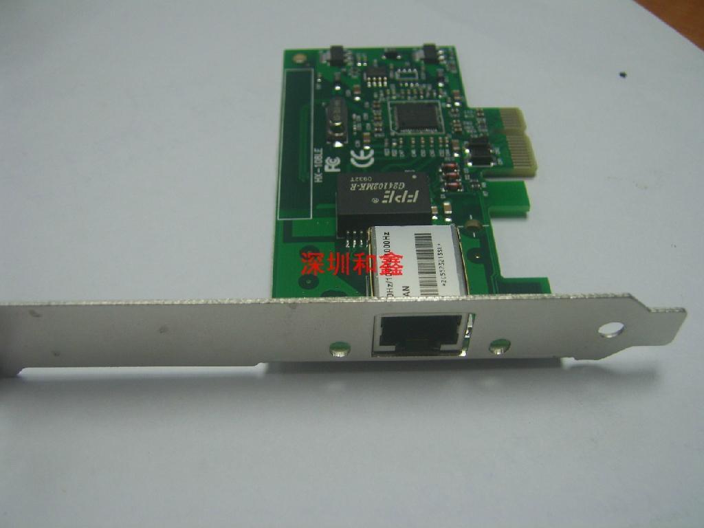 PCI Ethernet 10/100/1000 Gigabit NIC LAN Adapter Network Card 4