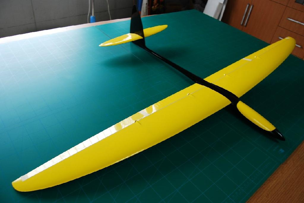 "Hot!!! 60"" composite rc airplane Sunbird 1"
