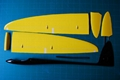 "Hot!!! 60"" composite rc airplane Sunbird 2"