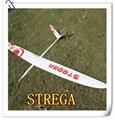 Composite RC Glider Strega 3M span in
