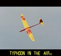 2M wingspan Composite Rc glider Typhoon