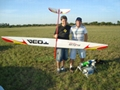 Hot selling! Toba F3B rc glider in full