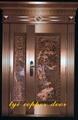 copper craft door