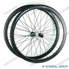 YOELEO Super Light Carbon Wheels Tubular 38MM