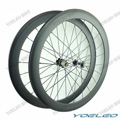 Special Assembly Technology 700C Carbon Wheels Clincher 50MM