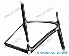 Carbon Road Bike Aero Frameset