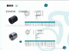 ZX series pipe sleeve