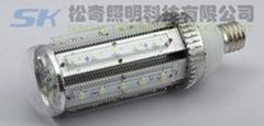 中山廠家  LED雙面小路燈