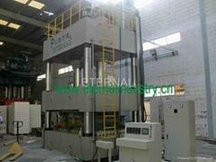 SMC Hydraulic Press Machine