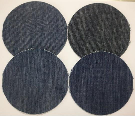 100% COTTON DENIM FABRIC 1
