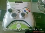 xbox 360 controller and wireless controller