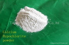 calcium hypochlorite powder