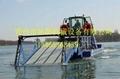 內陸河專用水草收割機 3