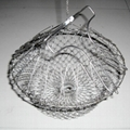 """NEW! HOT! stainless steel 304 wire chef basket for """" AS SEEN ON TV"""" 2"""