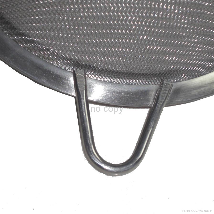 colander, stainless steel colander 4