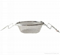 stainless steel frying basket 2