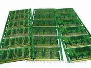 double sided fr-4 weighing scale pcb circuit board 1