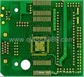 usb hub rigid PCB circuit board with