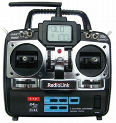 Radiolink2.4GHz7CHradio for helicopter airplane T7F