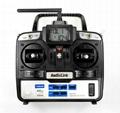 Radiolink 2.4GHz 6通道航模遥控器 T6EAP固定翼用 1