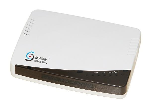 GPRS停車場信息採集系統 1