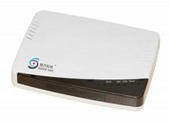 GPRS停車場信息採集系統
