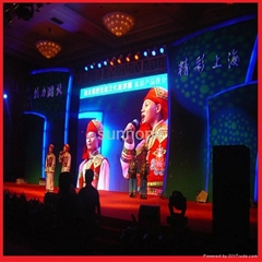 P5 rental indoor Led Display  with SMD Black light